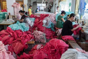 Textile Factory by Greenpeace International